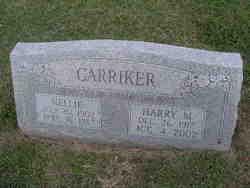 Nellie <i>Overstreet</i> Carriker