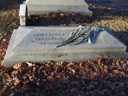 Cyrus Arnold, Jr