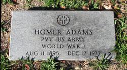 Homer Adams