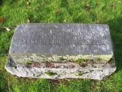 Mary Jane Jennie <i>Annett</i> Hubbard