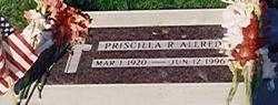 Priscilla Ruth Pattie <i>Skeate</i> Allred