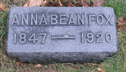 Araanna Anna <i>Bean</i> Fox