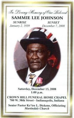 Sammie Lee Johnson