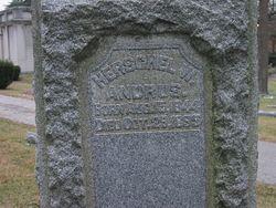 Herschel W Andrus