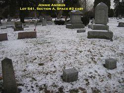 Jennie W <i>Wilson</i> Andrus