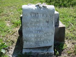 Martha E Andrews
