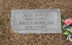 Julia <i>Pederson</i> Burreson