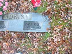 Asa Ray Adkins