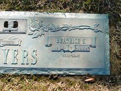 Beatrice <i>S.</i> Myers