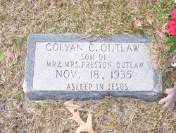 Colyan C. Outlaw