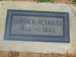Almer Alexander Reynolds