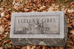 Luella V <i>Gibbs</i> Ball
