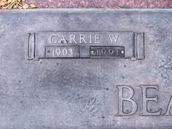 Carrie Justina <i>Walden</i> Beasley