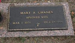 Mary Alice <i>Pyeatt</i> Chaney