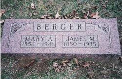 James Monroe Berger
