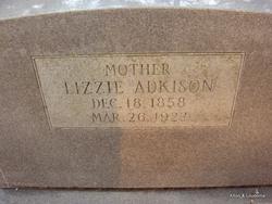 Lizzie <i>Hogg</i> Adkison