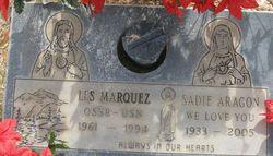 Sadie Ernestine Aragon