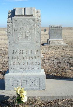 Newton Jasper Benjamin Cox