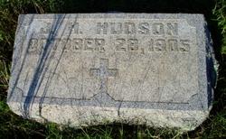 John Horace Hudson