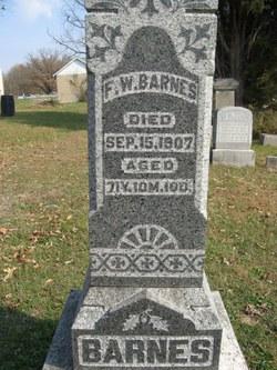 F W Barnes
