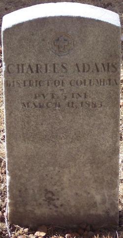 PVT Charles Adams