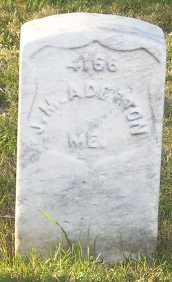 Jeremiah M Aderton