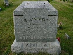 William Mote