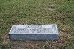 Ethel Delia <i>Vincent</i> Love