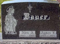 Agnes Lucille <i>Yagodzinski</i> Bauer
