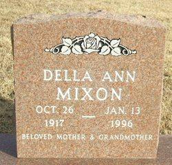 Della Ann Mixon