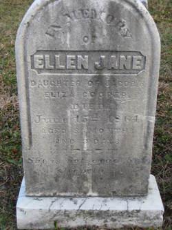 Ellen Jane Cooper
