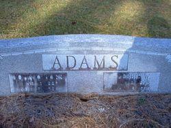 Zebbie <i>Wetherington</i> Adams