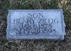 Henry Zillig