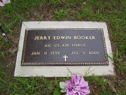 Jerry E Booker