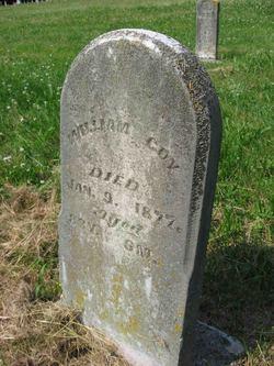 William Coy, Jr