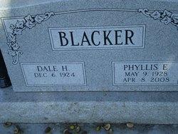Phyllis Eileen <i>Fay</i> Blacker