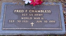 Fred Francis Chambless