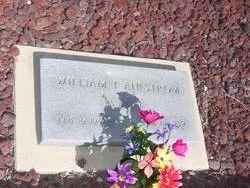 William T Ahlstrom