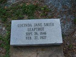 Lucinda Jane <i>Smith</i> Leaptrot
