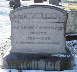 Jan Earnst Matzeliger