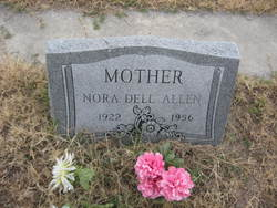 Nora Dell <i>Anz</i> Allen