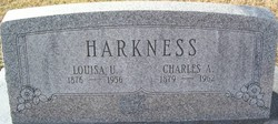 Charles A Harkness