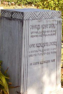Charles Henry Dickey