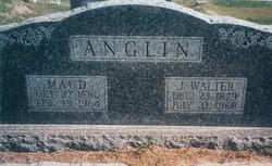 Joseph Walter Anglin
