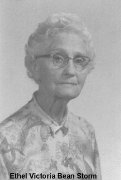 Ethel Victoria <i>Bean</i> Storm