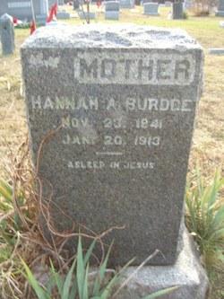 Hannah Burdge