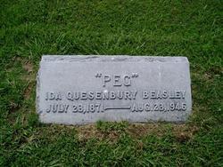 Ida Quesenbury Peg Beasley