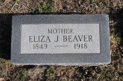 Eliza Jane <i>Phillips</i> Beaver