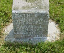 Edith E. Campbell