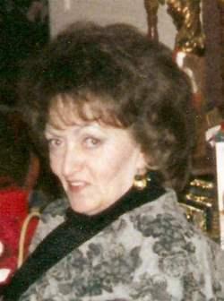 Patricia Gale <i>Thornberry</i> Dangler